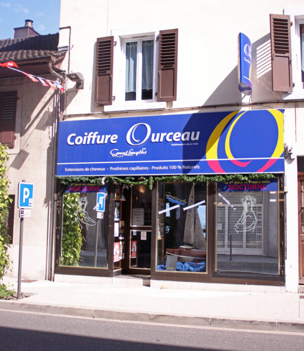 Coiffure Ourceau